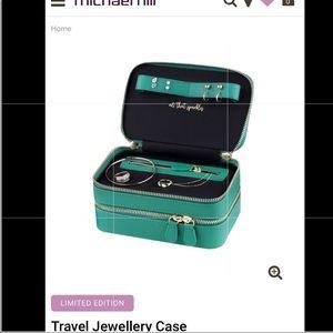 Michael Hill Travel jewellery case